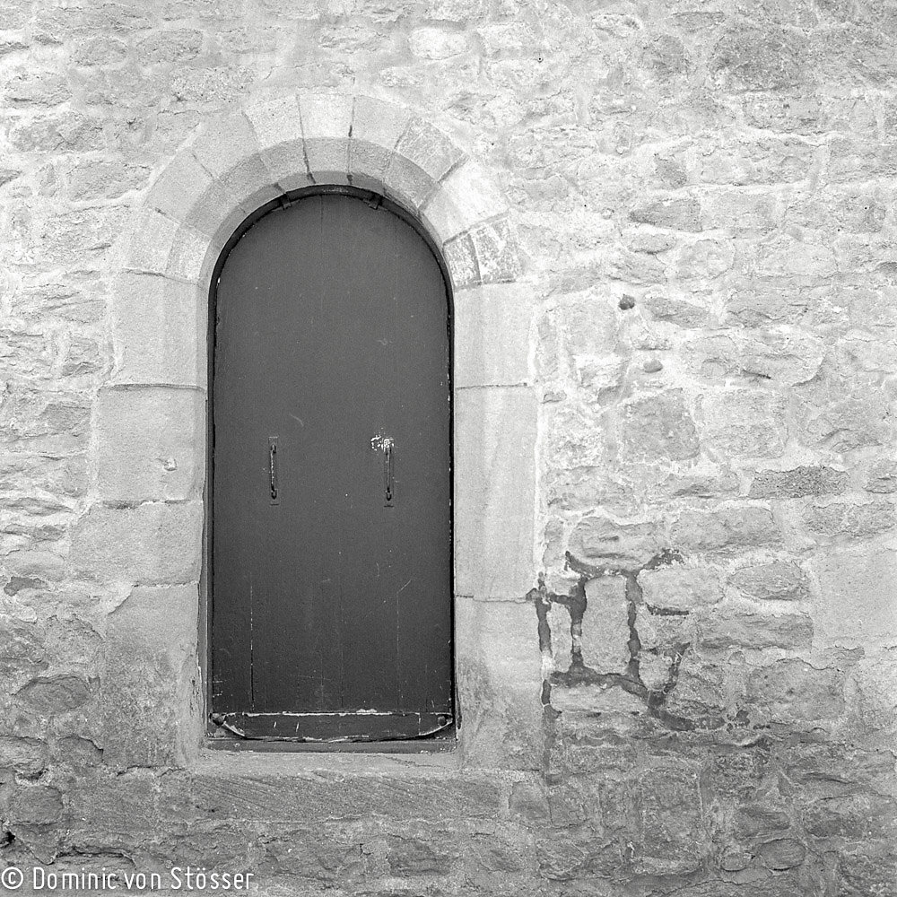 The Unmarked Door