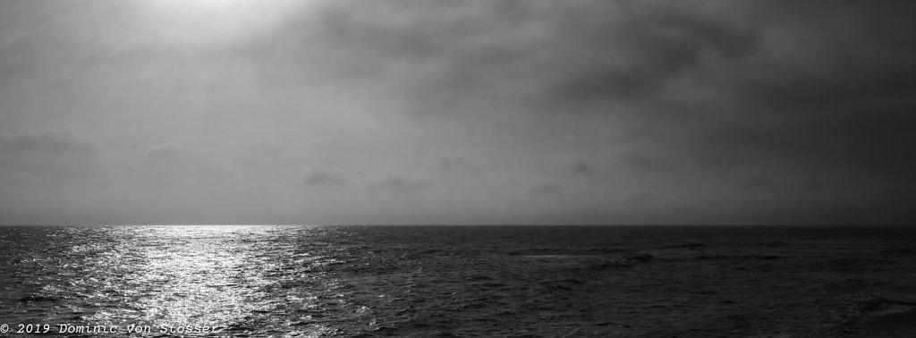 Ocean Geometry. Swakopmund.